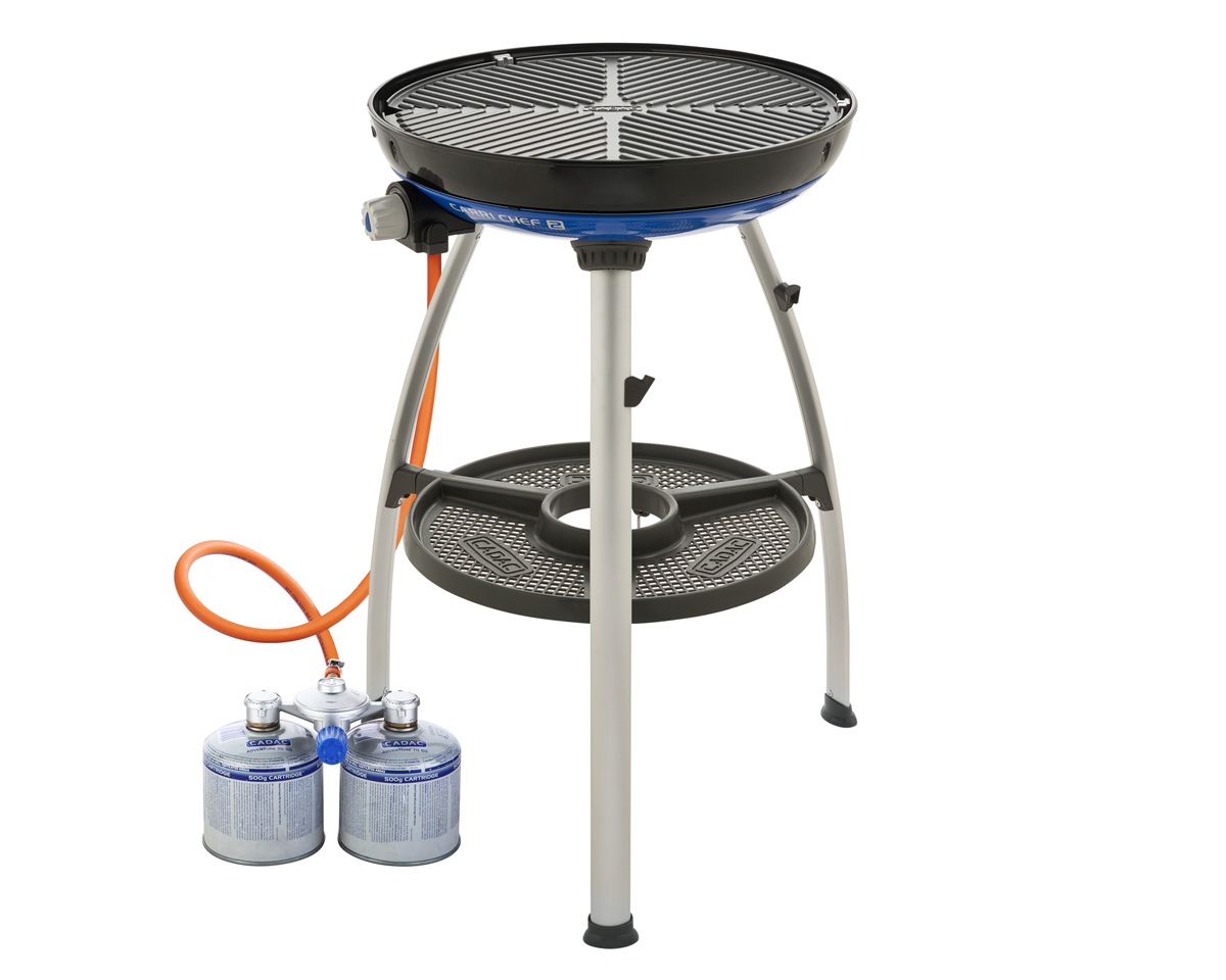 Carri Chef with Dual Power Pak | CADAC gasbarbecues