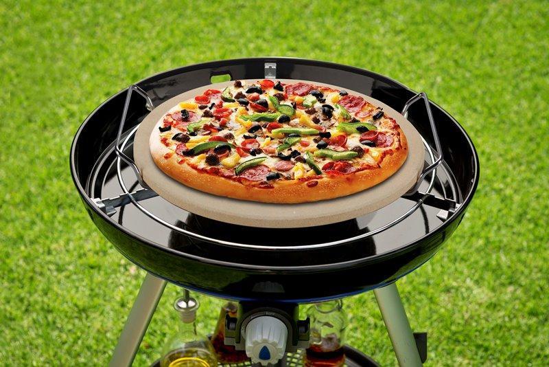 Cuisson de pizzas sur votre BBQ