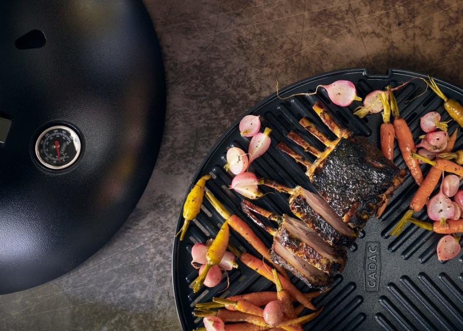 BBQ winterklaar
