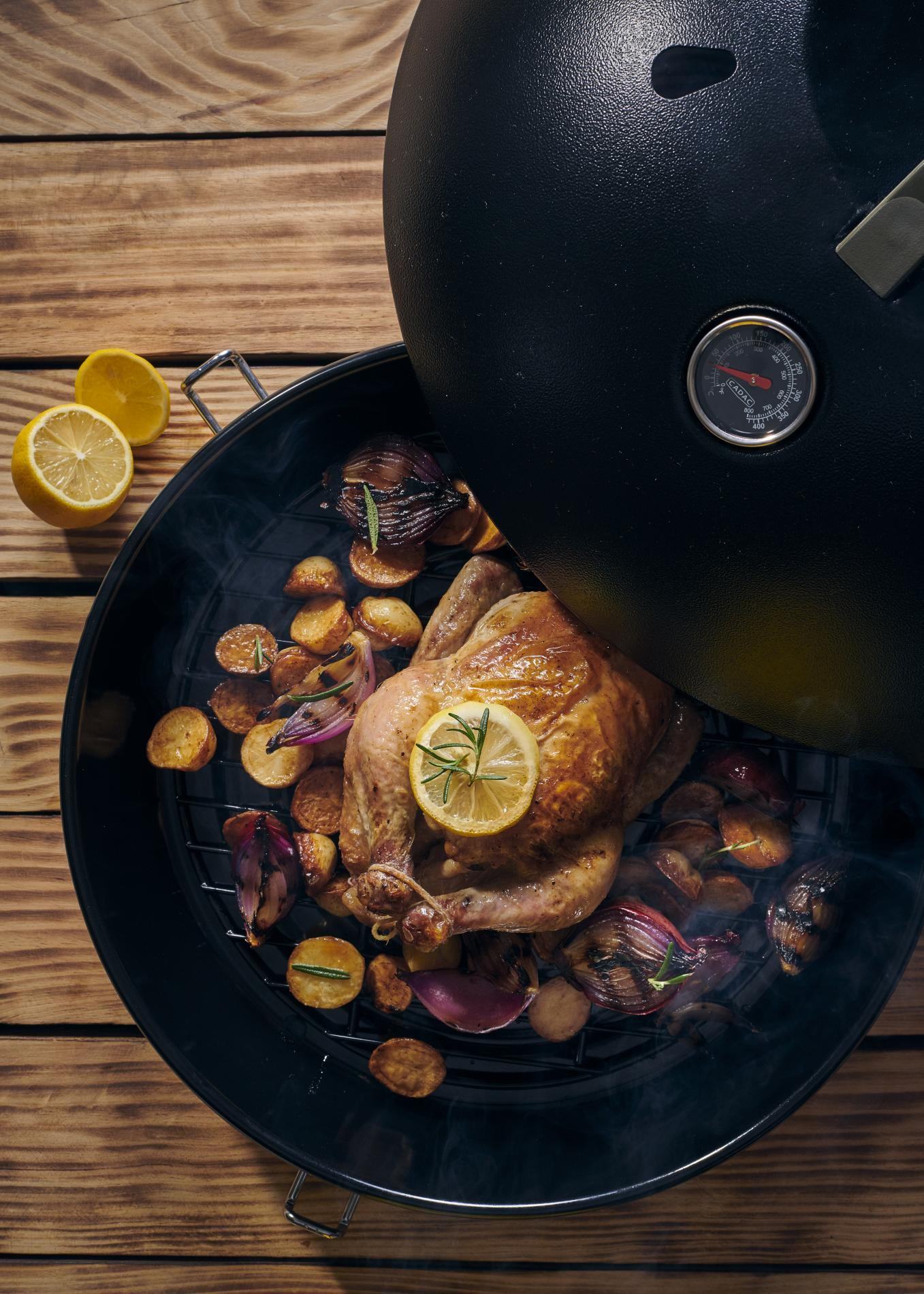BBQ winter-ready