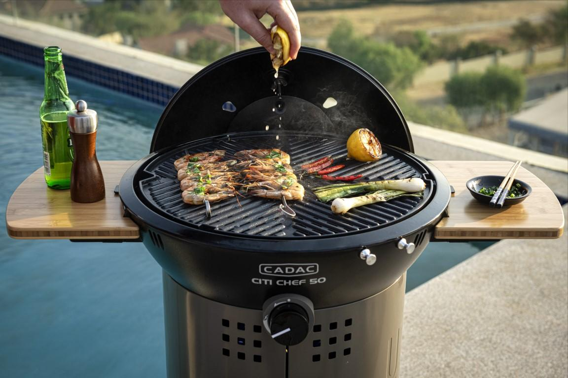 Barbecues á gaz CADAC 30 - 40 - 50