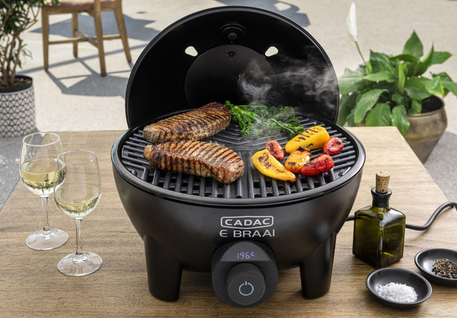 Discover how simple electric grilling is!