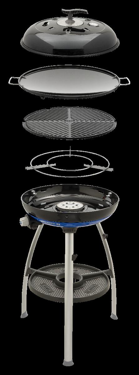 Carri Chef 50 BBQ/Skottel