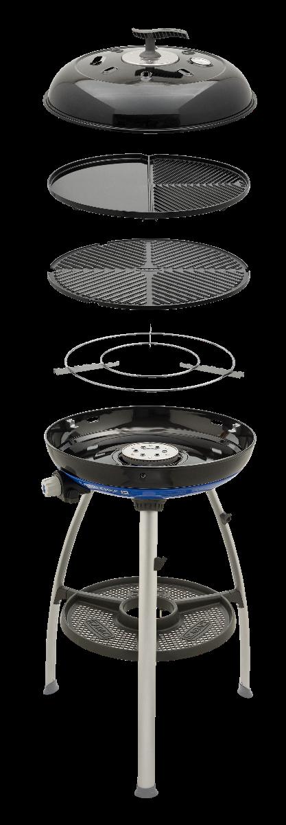 Carri Chef 50 BBQ/Grill 2 Braai
