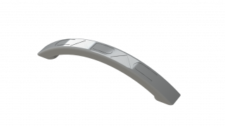Citi Chef 50 | Dome handle with outer plate
