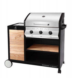 Meridian Woody | CADAC Gasbarbecue