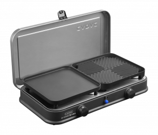 2-Cook Pro Deluxe | Campinggrill | CADAC
