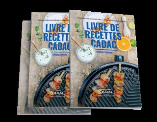Livre de Recettes CADAC | Spéciales Camping