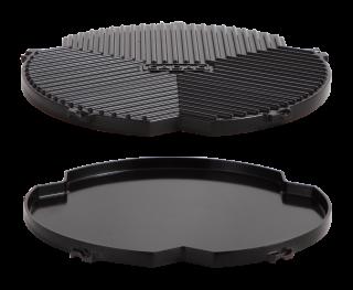 Reversible grill 36cm | CADAC