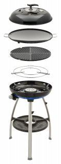 Carri Chef BBQ/Skottel | Camping barbecue | CADAC