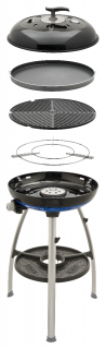 Carri Chef BBQ Chef Pan | CADAC Portable barbecues