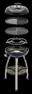Carri Chef BBQ/Grill 2 Braai | CADAC Gasbarbecues