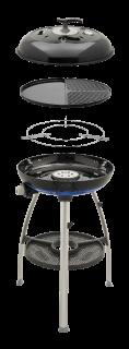 Carri Chef BBQ/Plancha | CADAC Gasgrill / Campinggrill
