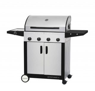 Entertainer Stainless Steel | Gas BBQ | CADAC
