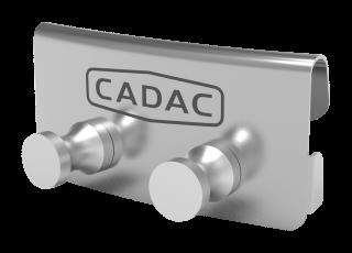 Mini universal tool holder | 2 hooks | CADAC