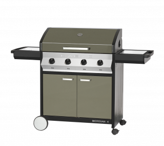 Meridian Dakota Grey | Gas barbecue | CADAC