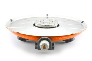 Carri Chef 50 |Orange Brennerpfanne (30 mbar)