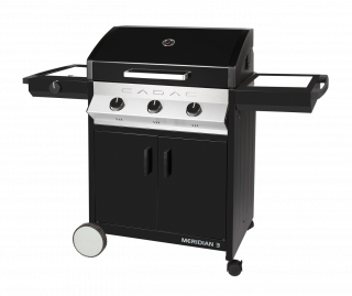 Meridian Gas barbecue | Black | CADAC