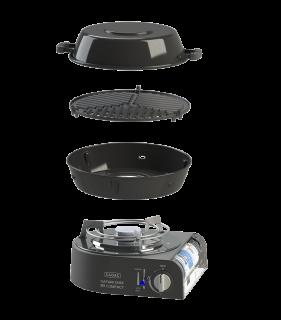 Safari Chef 30 Compact Lite | CADAC Barbecues