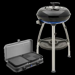 CADAC Portable Grills | for camping, garden & balcony